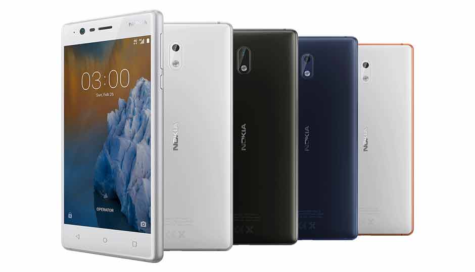 Image result for Nokia 3