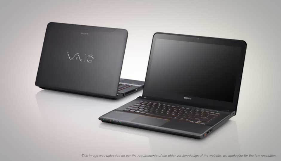 Sony Vaio E Series Sve14a27cnh Price In India Specification