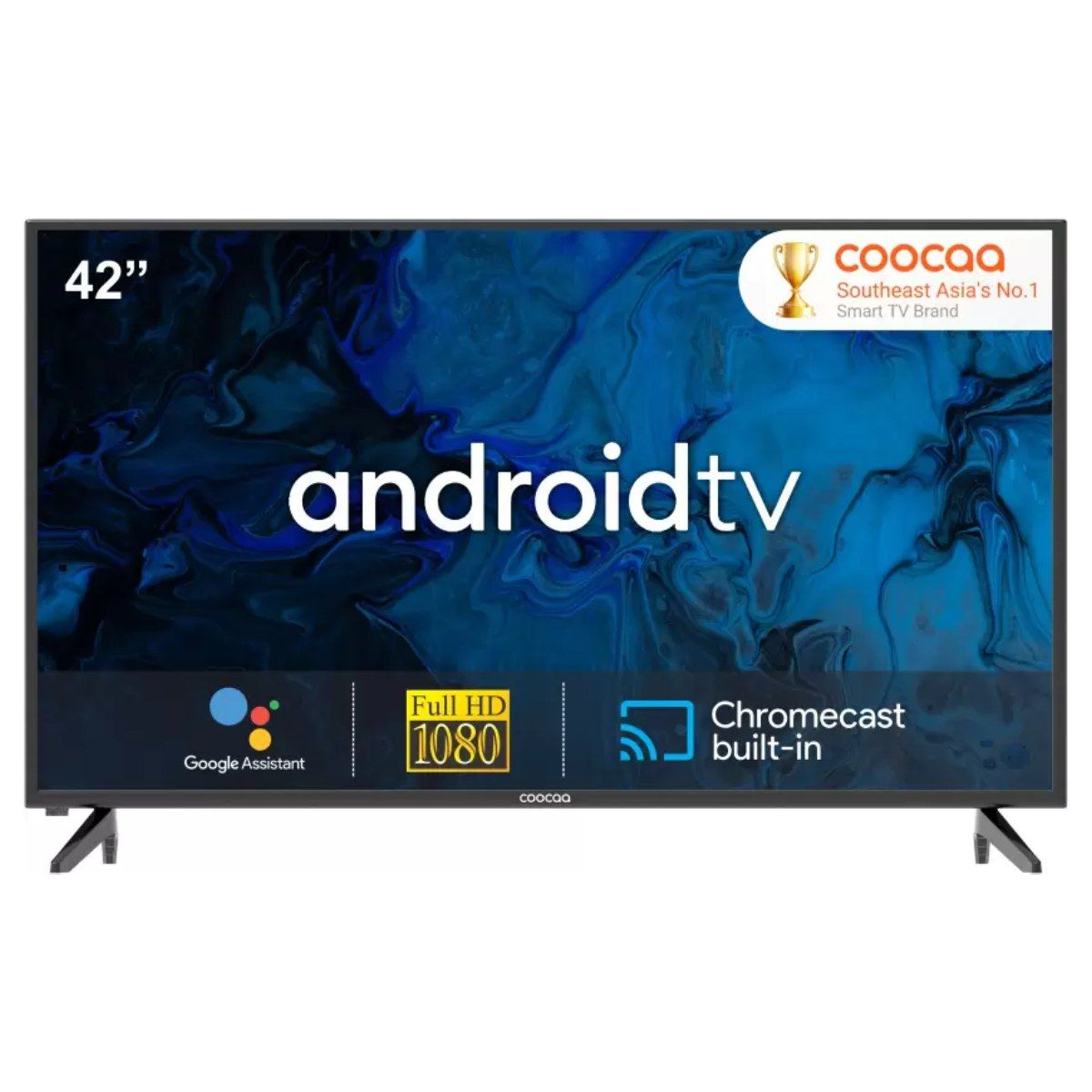 Coocaa 42 inch Full HD LED Smart Android TV(42S6G)