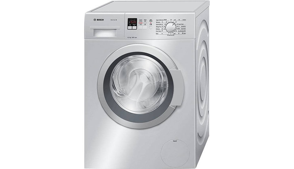 Compare Bosch 6 5 Fully Automatic Front Load Washing