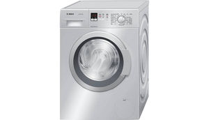 Bosch 6.5  Fully Automatic Front Load Washing Machine Silver (WAK 20167IN)