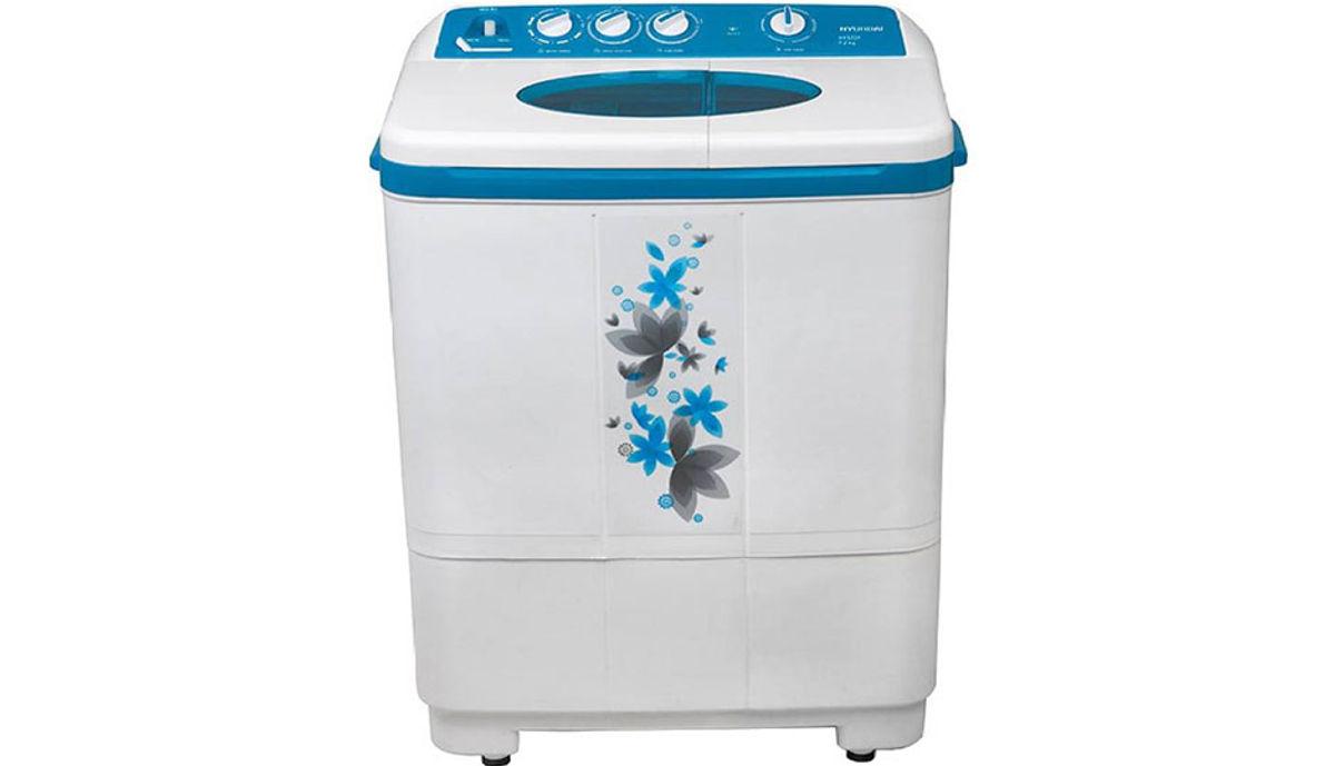 हुंडई 7.2  Semi Automatic टॉप Load Washing Machine (HYS72F)