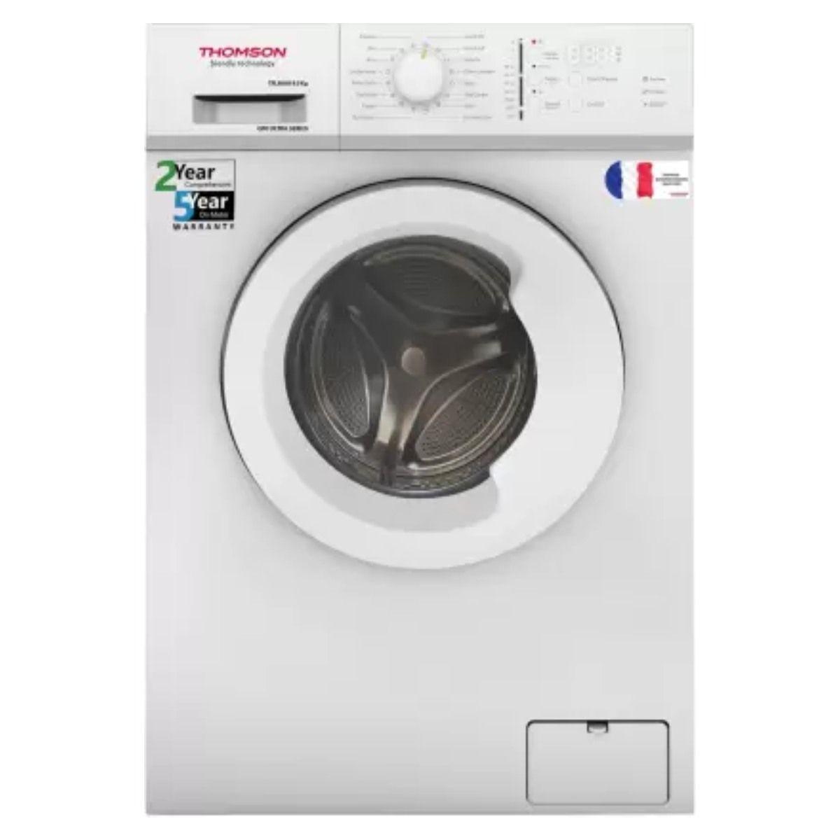 Thomson 8.5 kg Fully Automatic Front Load Washing Machine (TFL8500)