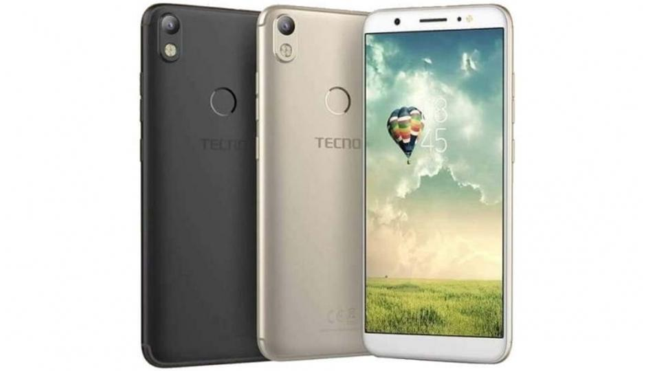 Tecno Camon i Launched in India