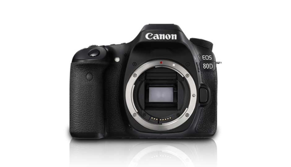 how to connect canon 80d to laptop