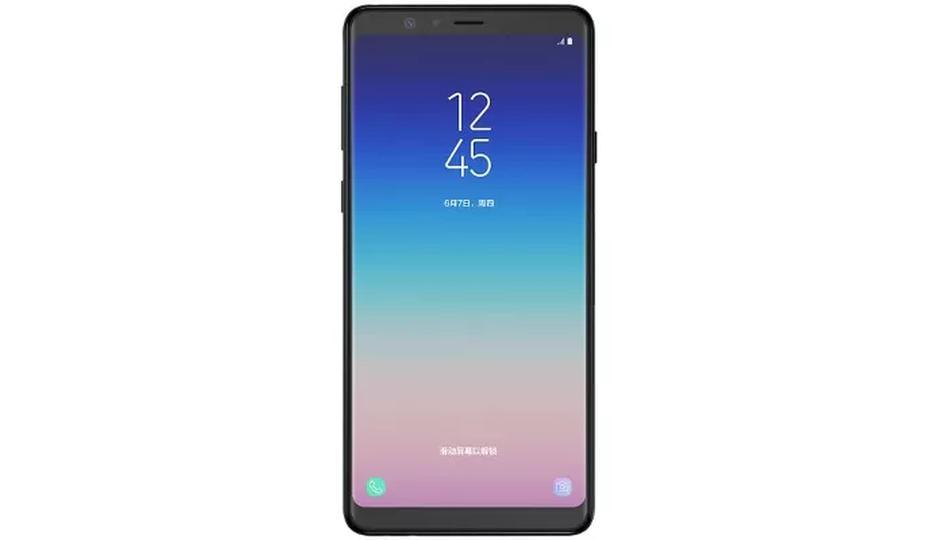 Samsung Galaxy A9 2018 A9s