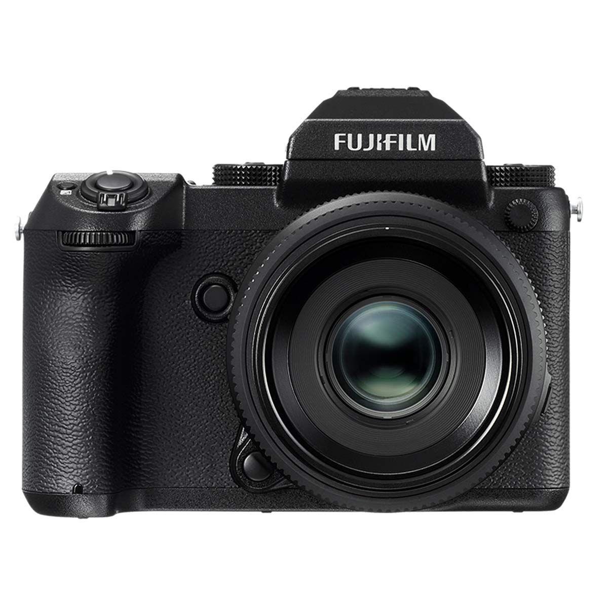 Fujifilm GFX 50S II Medium Format Mirrorless Digital Camera