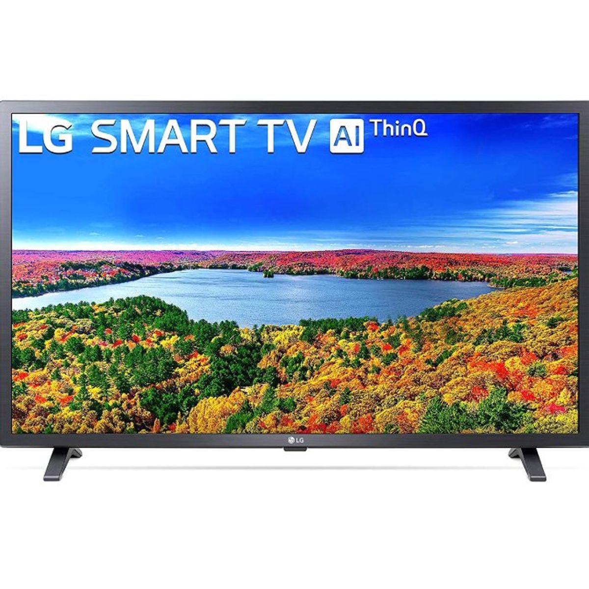 எல்ஜி 32 அங்குலங்கள் HD Ready Smart LED டிவி (32LM636BPTB)