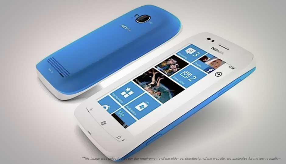 foto lumia 710