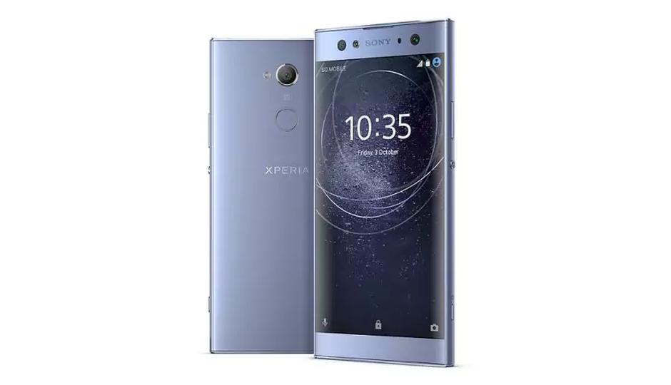 sony xperia xa2 ultra price in india specification features. Black Bedroom Furniture Sets. Home Design Ideas