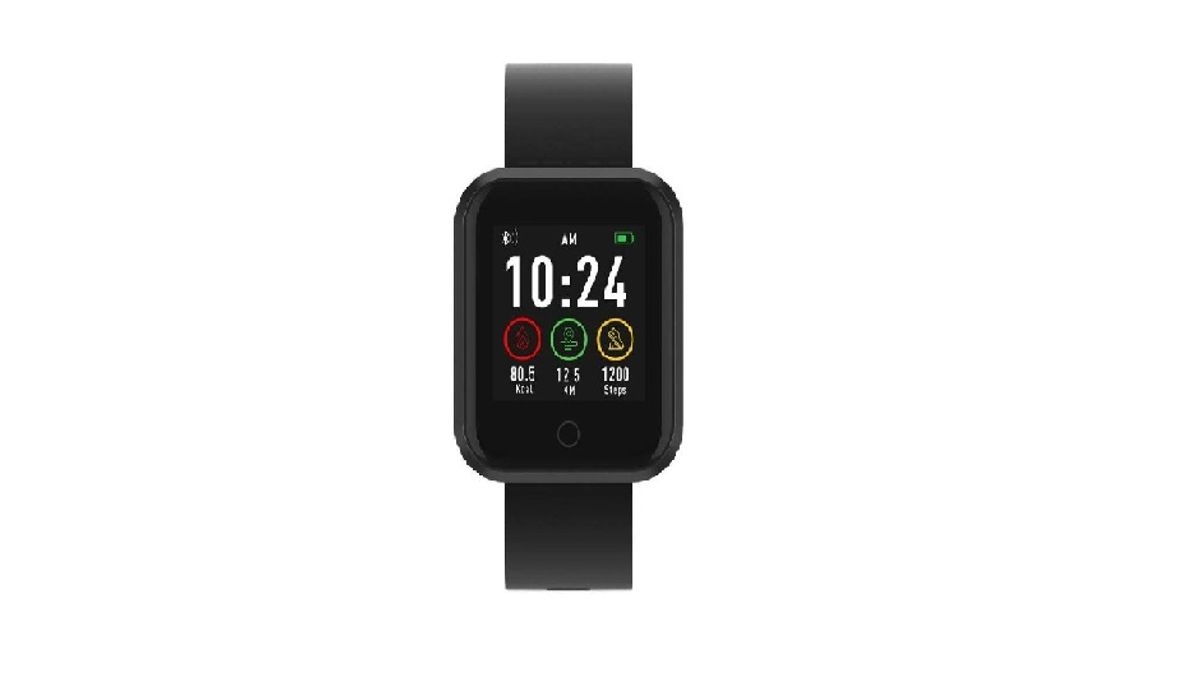 10.or Move+ Fitness Smartwatch
