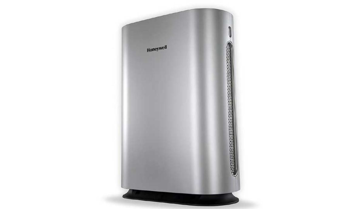 Honeywell Air Touch-S 52-Watt Smart and App Based Air Purifier