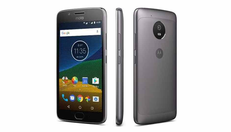 Image result for Motorola Moto G5 Plus