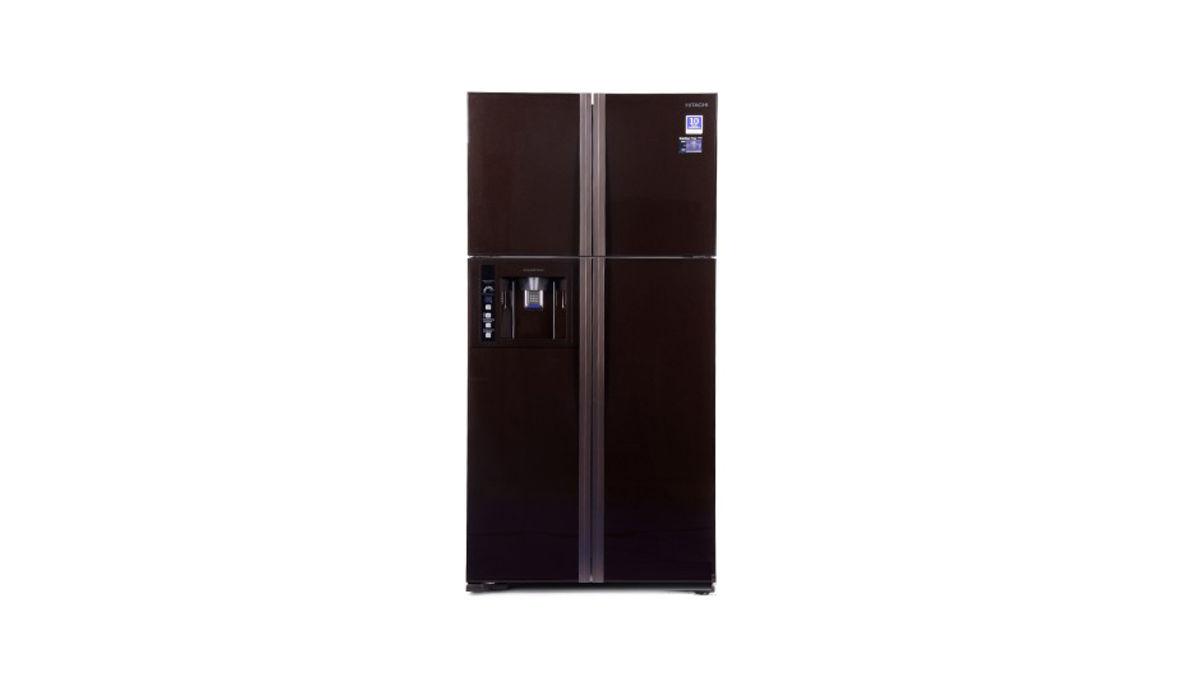 हिताची R-W720FPND1X 638 L Side by Side रेफ़्रिजरेटर