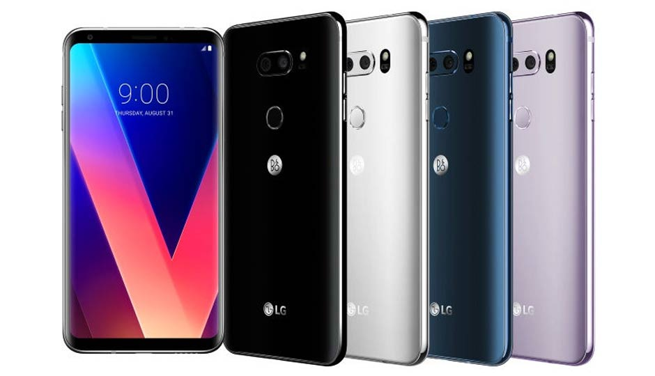 Lg V30 Plus Price In India Full Specs January 2019 Digit