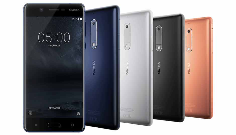 Nokia 5 Price In India Specification Features Digit In