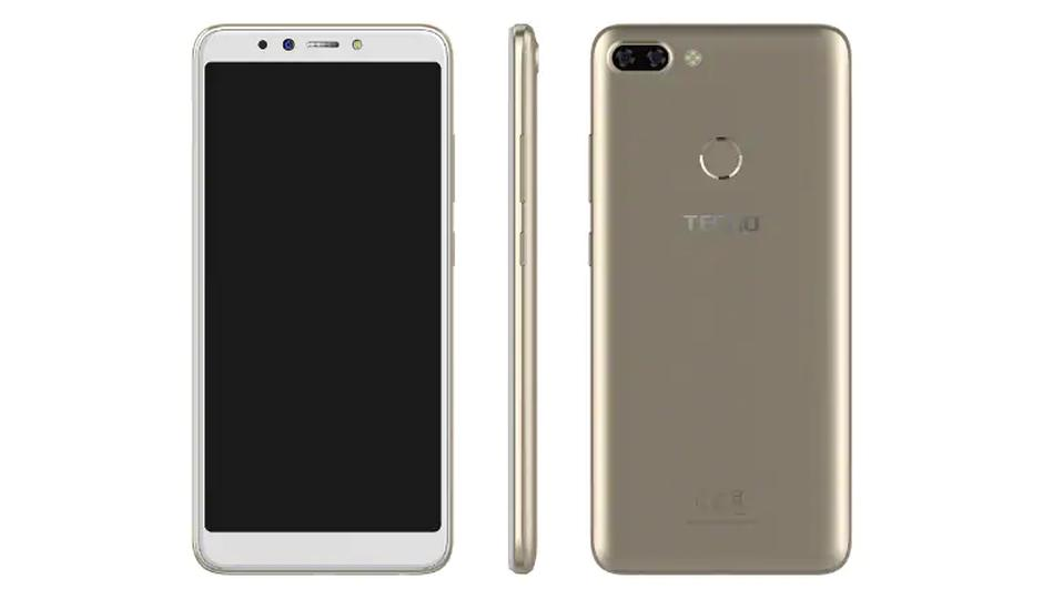 Image result for Tecno Camon iTwin pic