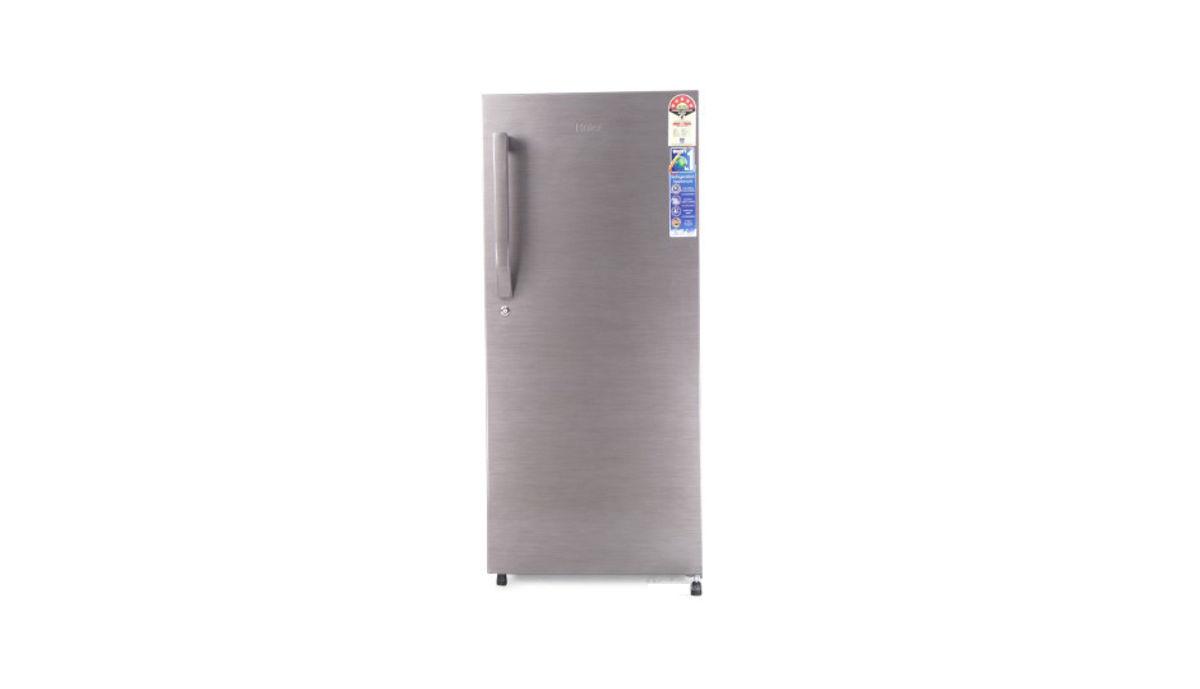 Haier HRD-2155BS 195 L Single Door Refrigerator