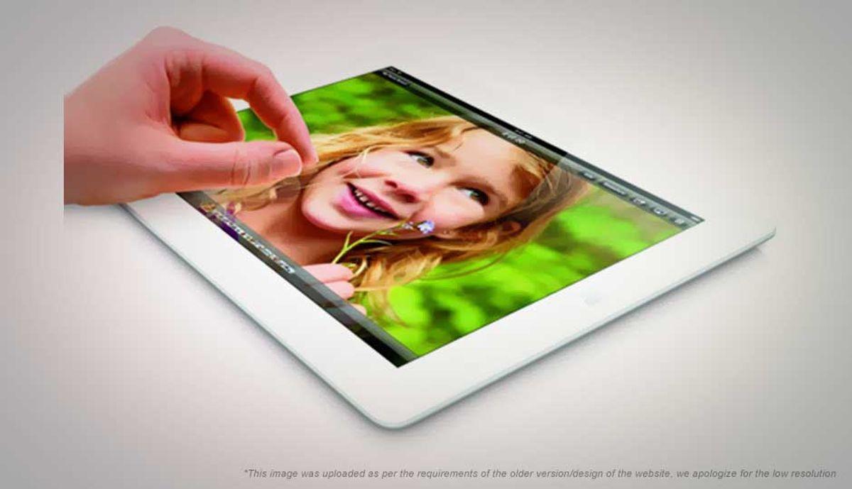 ஆப்பிள் iPad 4th Generation 16GB WiFi and 3G