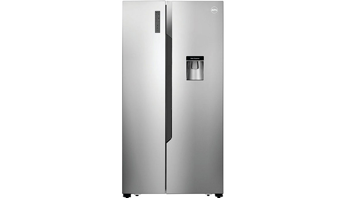 BPL 564 L Frost-Free Side-by-Side Refrigerator