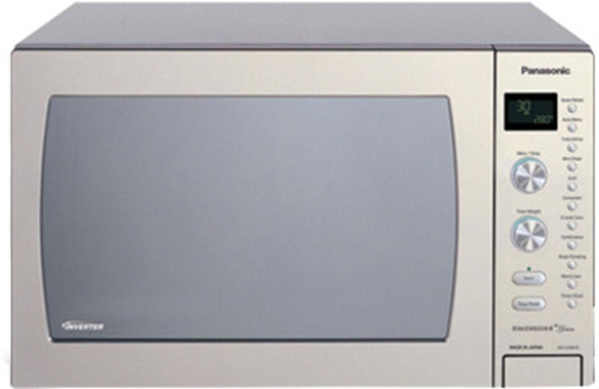 പാനസോണിക് NN-CD997S 42 L Convection Microwave Oven