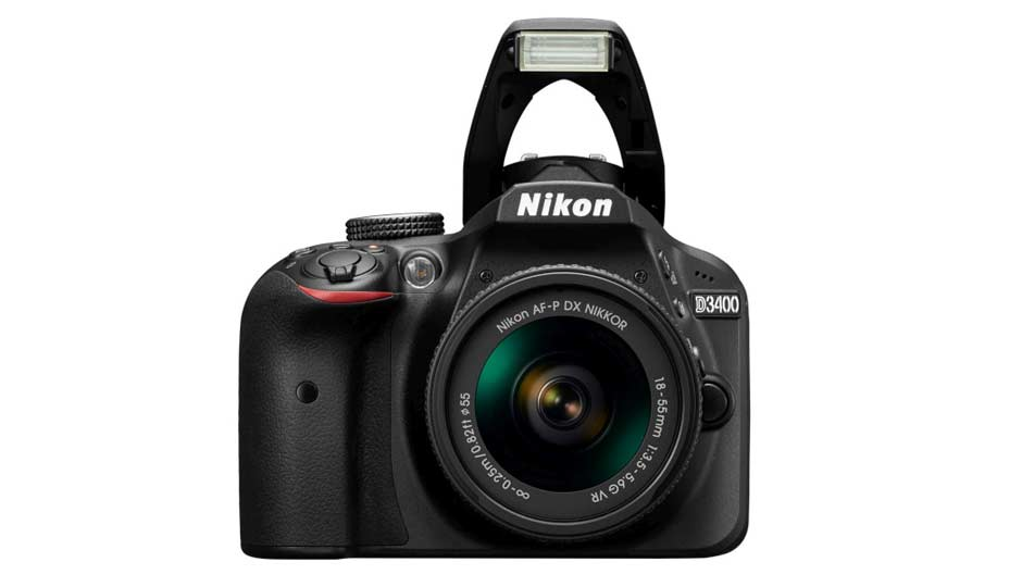 Nikon D3400 Price in India, Specification, Features | Digit.in