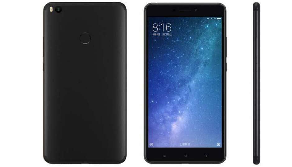 מודרניסטית Xiaomi Mi Max 2 - Matte Black Price in India, Full Specs - April SP-72