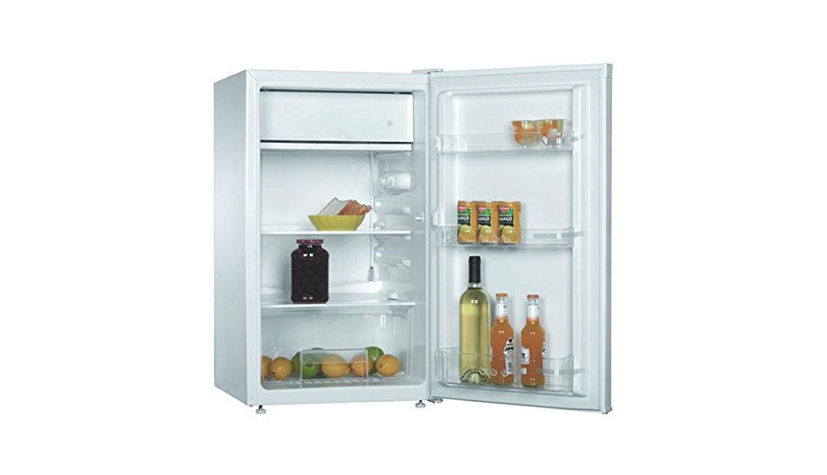 White Westinghouse Mini Refrigerator WRC112W 110 Liter Capacity