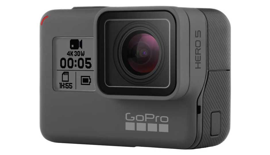GoPro Hero5 Black Price In India Specification Features