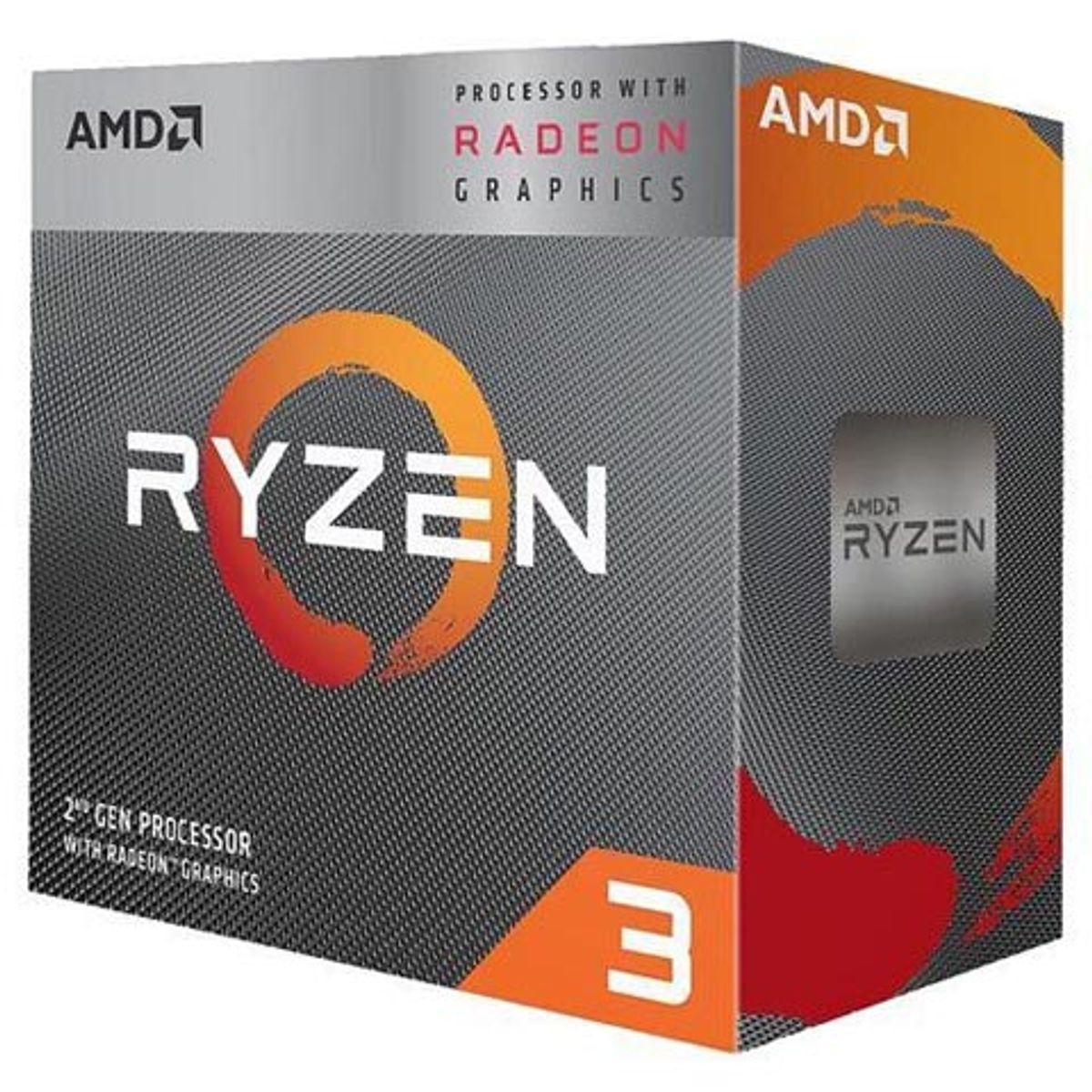 এএমডি Ryzen 3 3200G