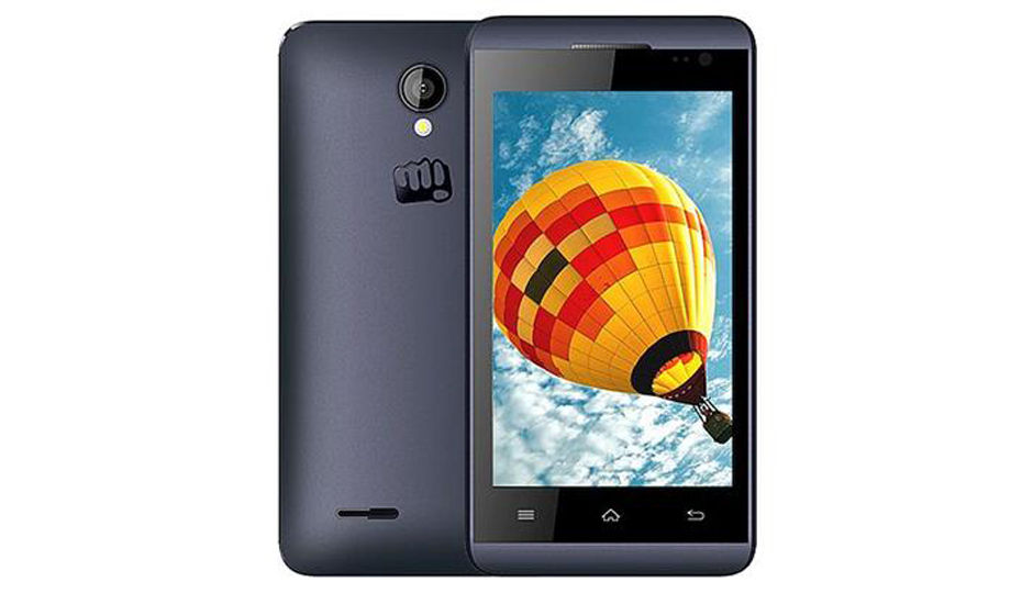 Micromax Bolt S302 Price in India, Specification, Features | Digit.in