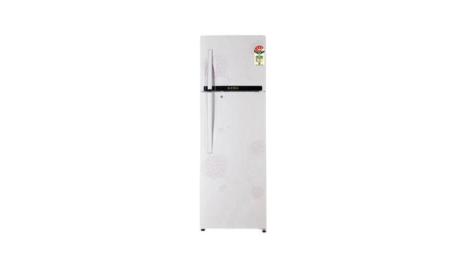 LG GL D402RLJM 360 L Double Door Refrigerator