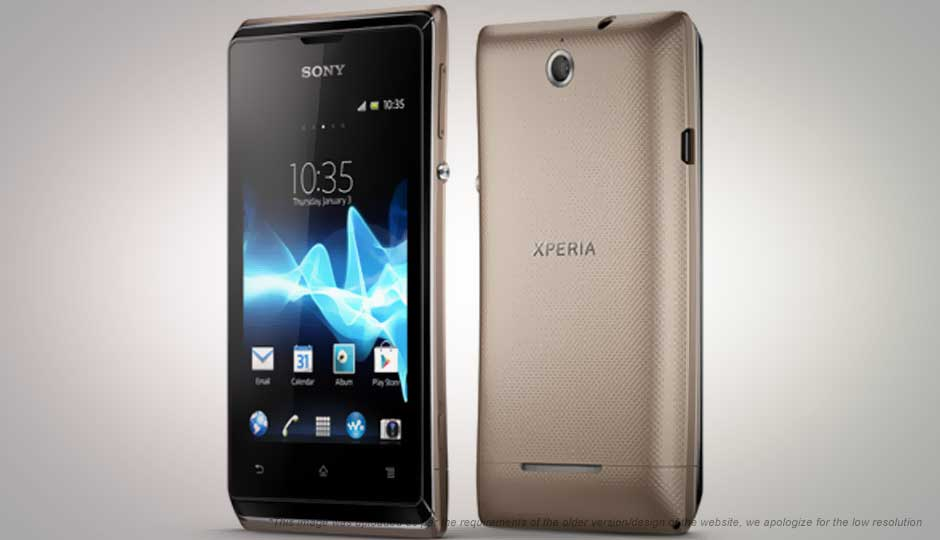 sony xperia e dual price in india specification features digit in rh digit in Sony Xperia L Sony Xperia J