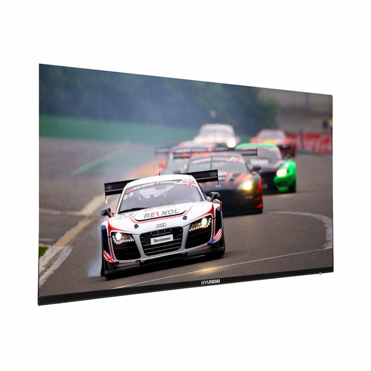 Hyundai Frameless 50-inches 4K LED TV