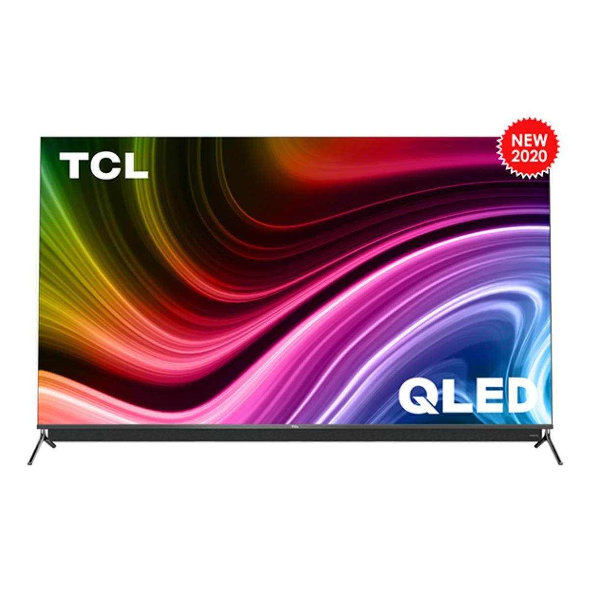 टीसीएल 55 इंच 4K QLED एंड्रॉयड टीवी (C815)