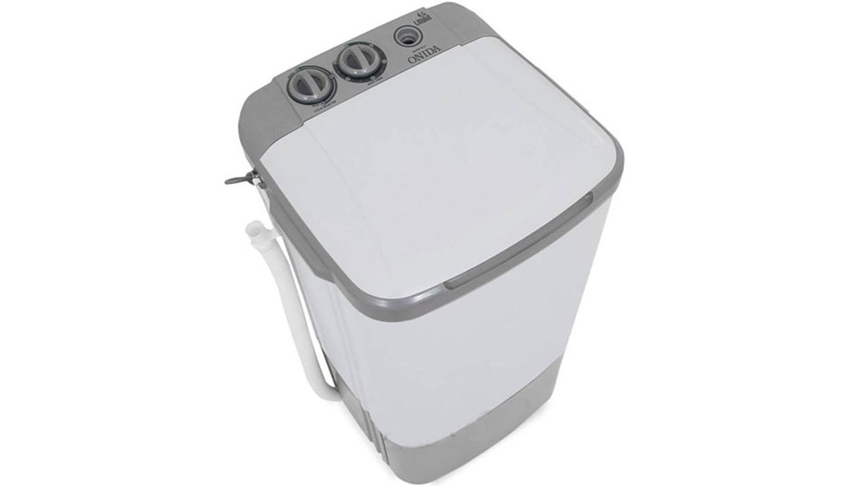 ओनिडा 6.5  Semi Automatic टॉप Load Washer Only Grey (WS65WLP2BG)