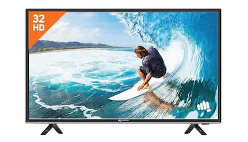 micromax 81 cm 32 inch 32t8361hd 32t8352hd hd ready led tv price in india specification. Black Bedroom Furniture Sets. Home Design Ideas