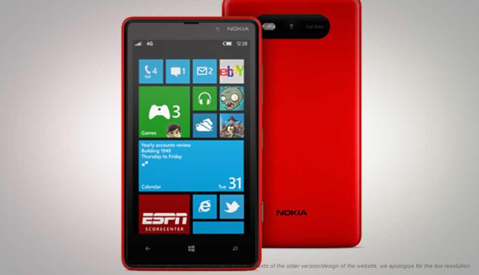 nokia lumia 820 news india