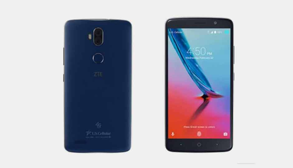 ZTE Blade Max 3 Price in India, Specification, Features ...