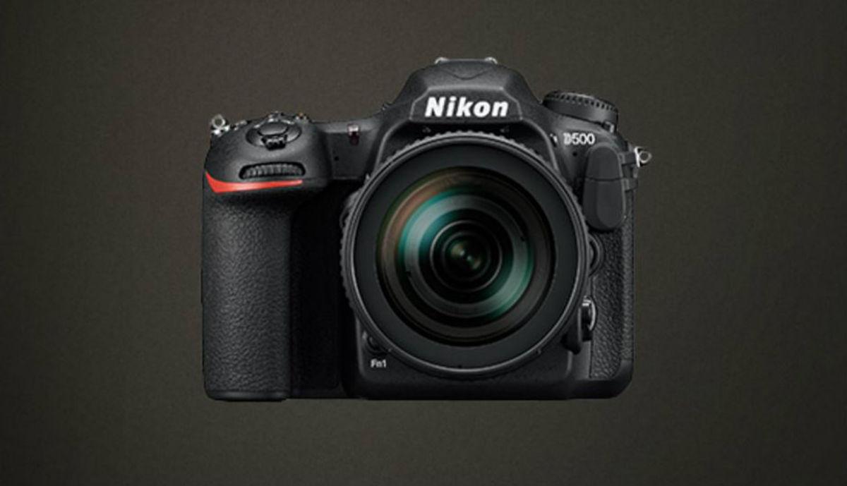 निकॉन D500