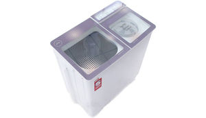 Godrej 8  Semi Automatic Top Load Washing Machine White (WS 800 PDS)