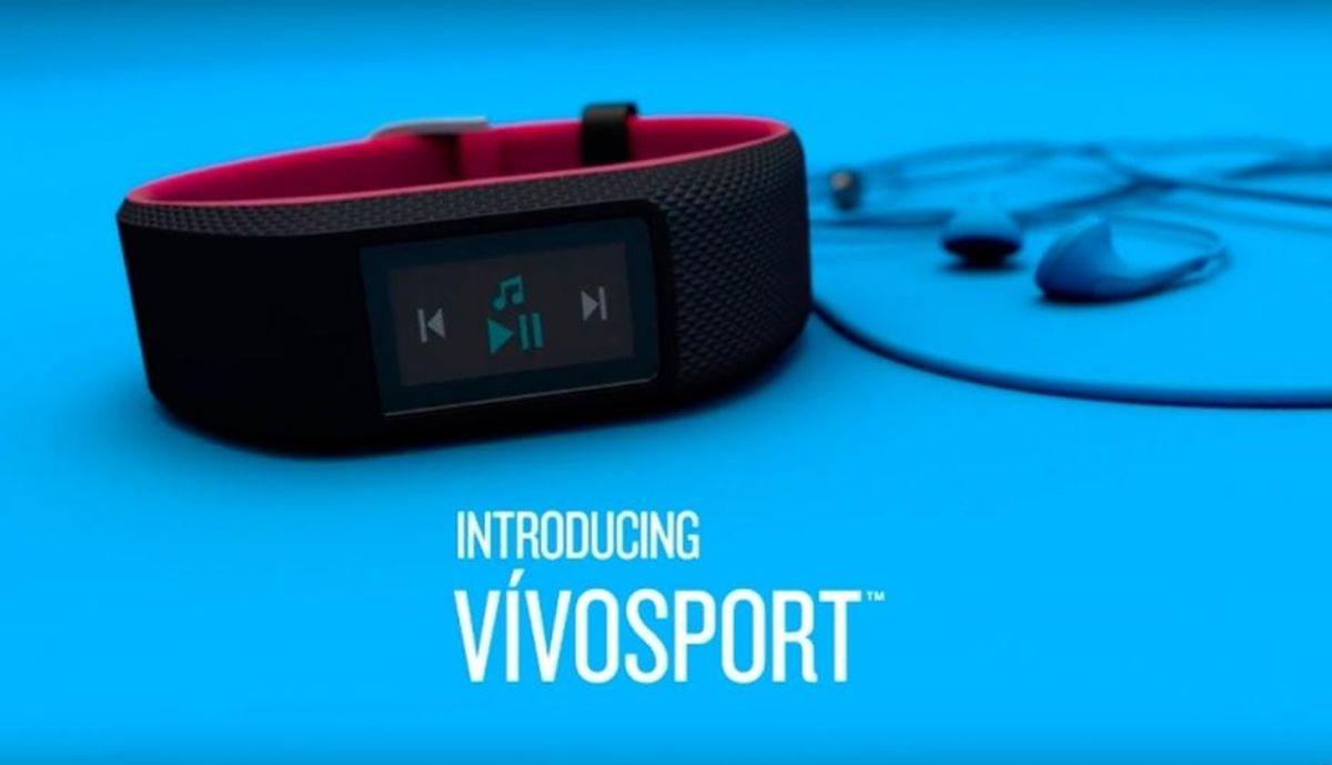 கார்மின் Vivosport