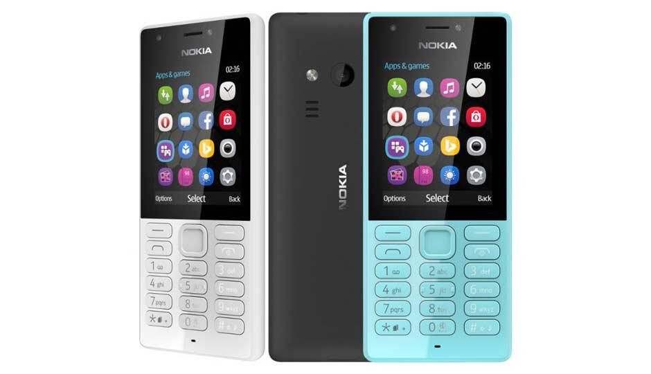 Nokia 216 Kokemuksia