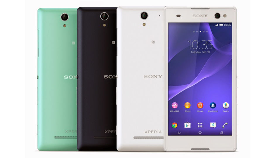 Sony xperia c3 price in india specification features digit sony xperia c3 reheart Gallery