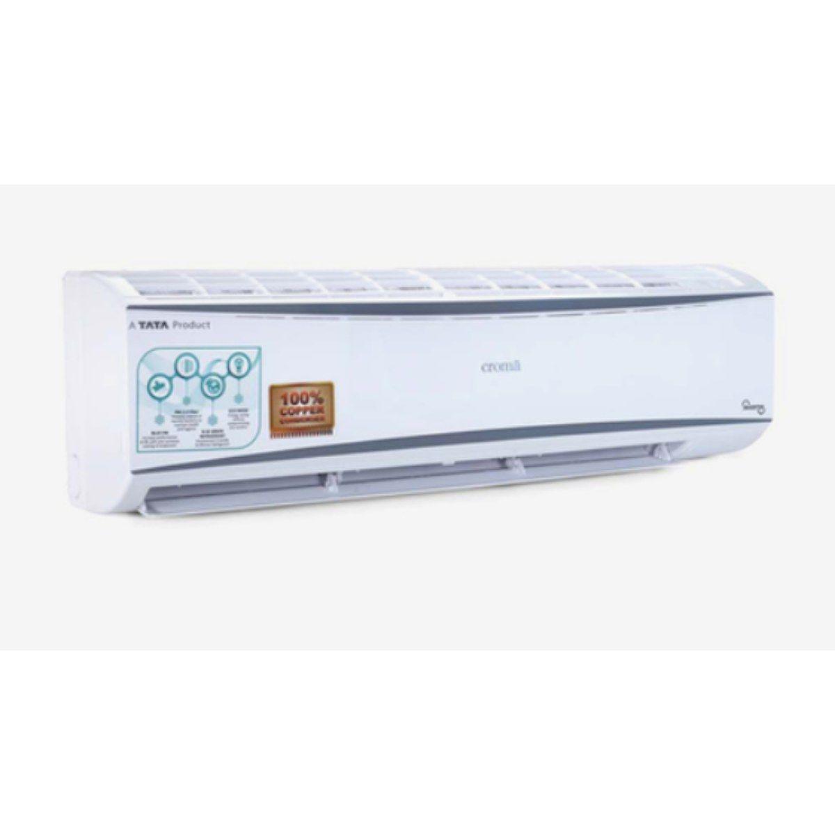 क्रोमा 2 Ton 3 Star Inverter Split Air Conditioner(CRAC7703)
