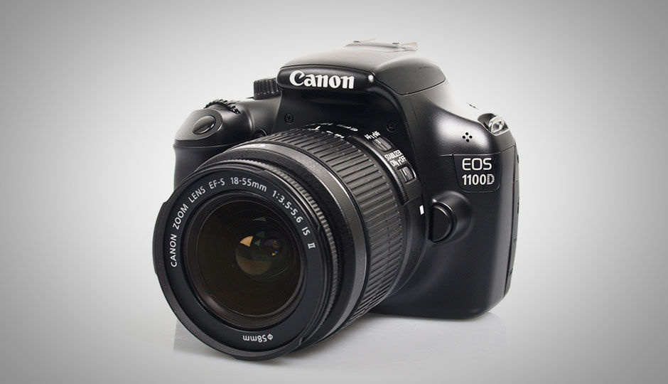 Canon EOS 1100D Price in India, Specification, Features | Digit.in