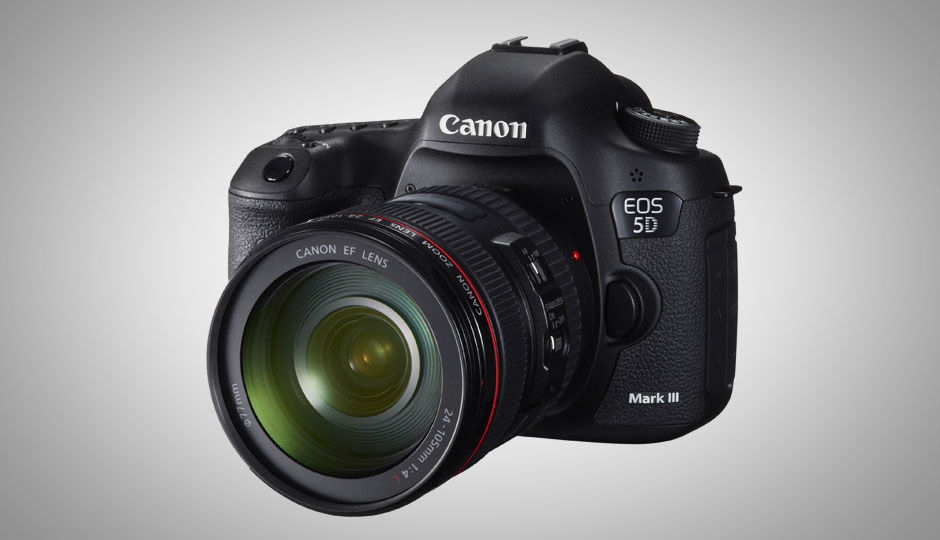 Canon EOS 5D Mark III Price in India, Specification, Features | Digit.in