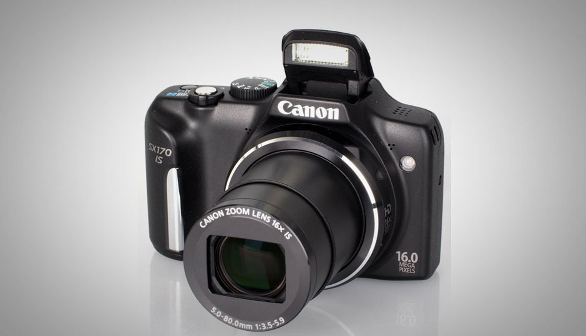 कैनन PowerShot SX170 IS