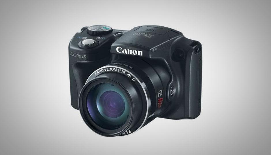 Compare Canon PowerShot SX500 IS Vs Canon EOS 1300D - Price