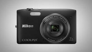 निकॉन Coolpix S3500